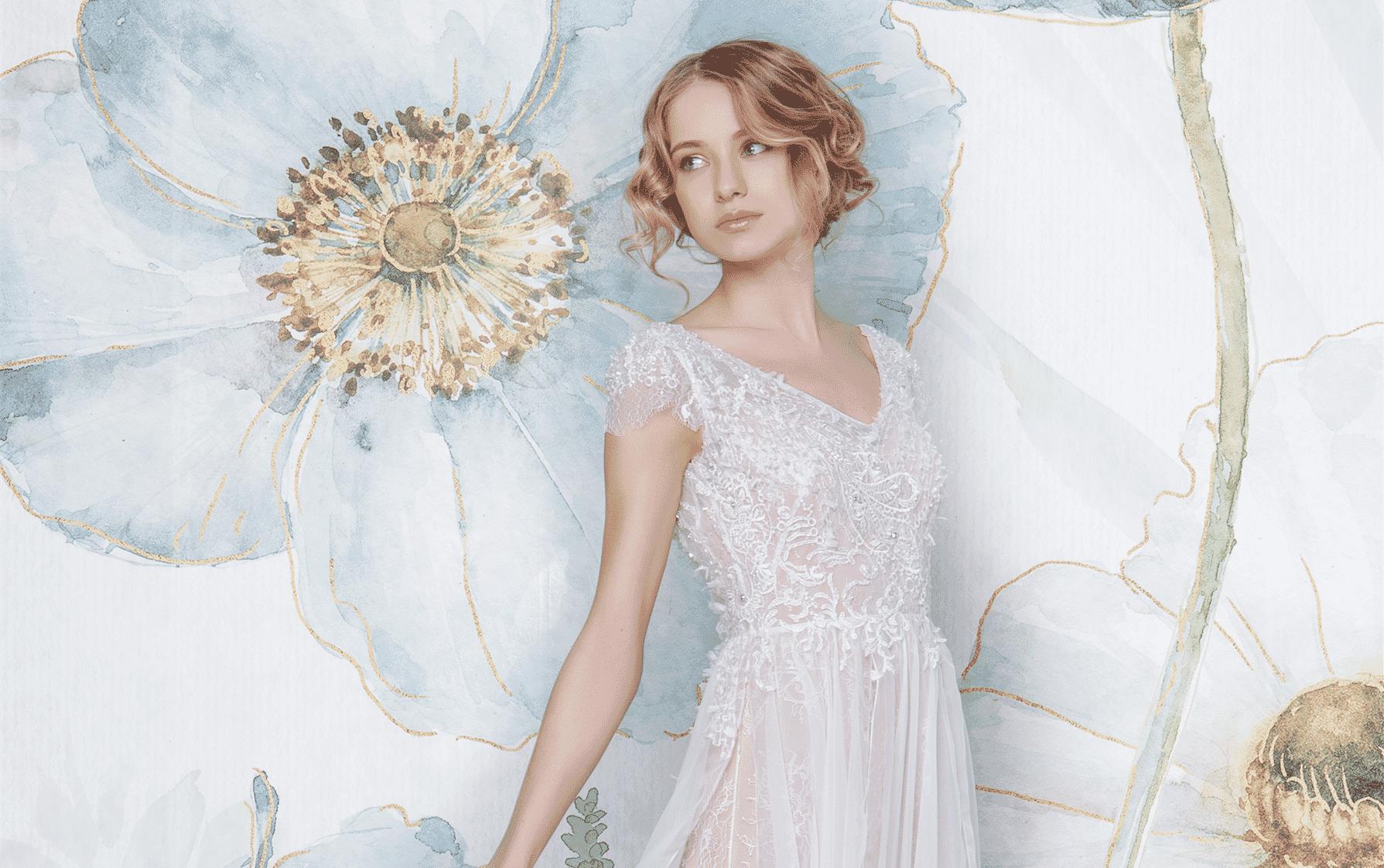 Traumhafte Brautmode Im Vintage Bohemian Stil Bei Jolie Fashion