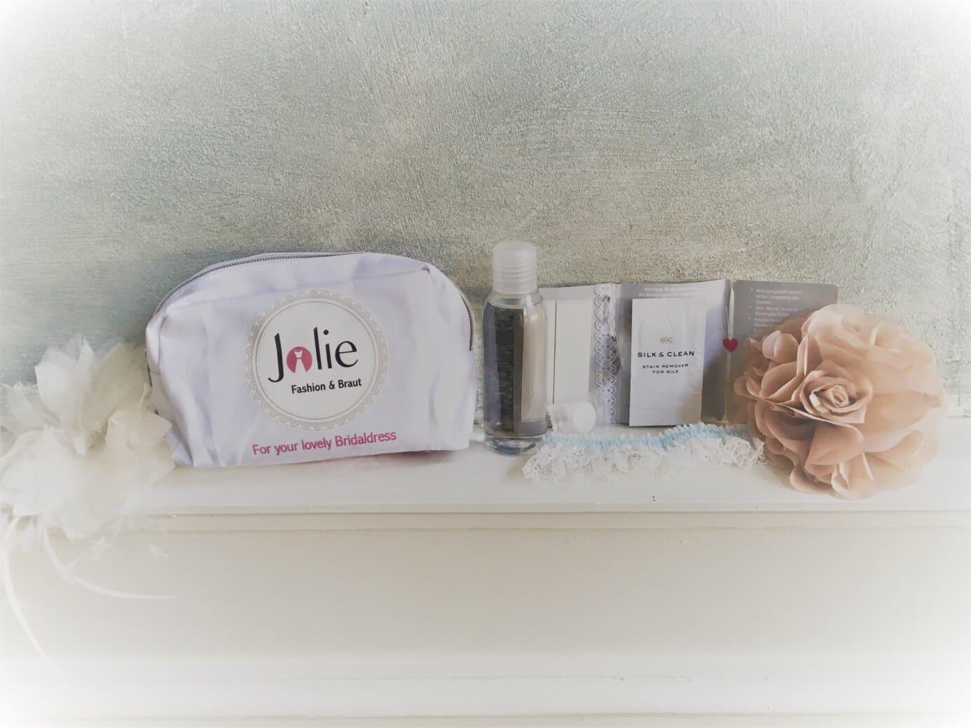 Jolies' Bridalkit – der kleine Helfer in der Not für einen unvergesslichen Tag